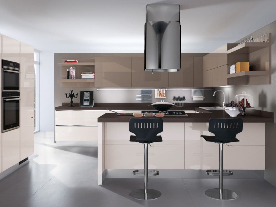 Beautiful Cucina Scavolini Scenery Images - Embercreative.us ...