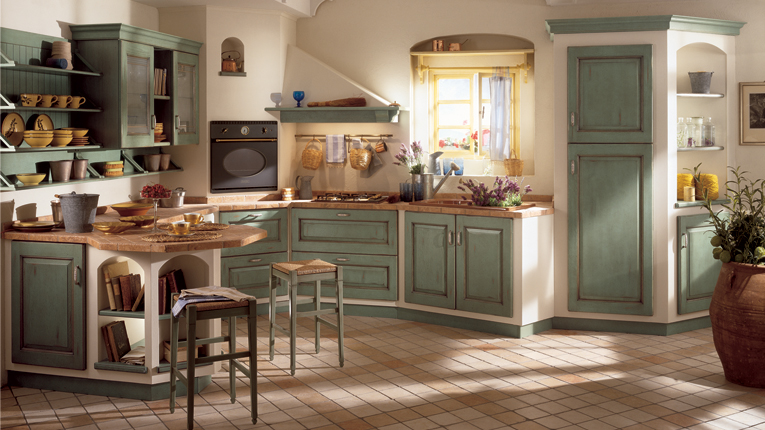 Is parquet a wise choice for the kitchen and bathroom